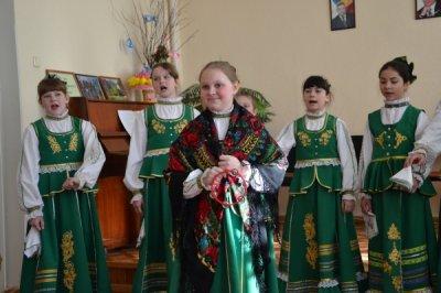 Музыкальный концерт состоялся в ЦСО Белокалитвинского района