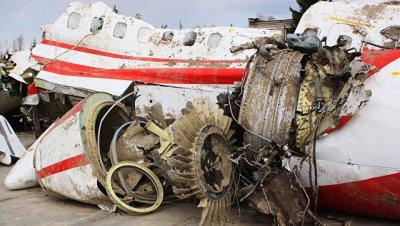 Британия поможет Польше в поиске взрывчатых веществ на самолете Качиньского