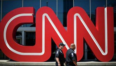 В CNN заявили, что Белый дом не допустил на брифинг ряд ведущих СМИ