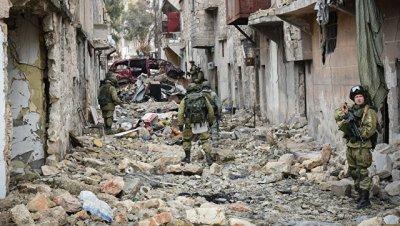 Глава CISM выразил РФ признательность за вклад в установление мира в Сирии