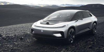 Электромобиль Faraday Future будет соревноваться с Tesla в гонке Pikes Peak