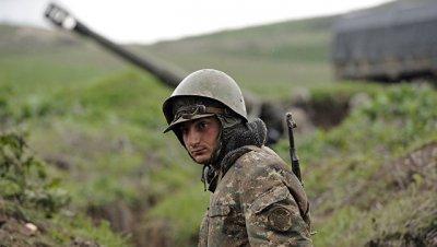 В Армении заявили об обстреле приграничных пастбищ со стороны Азербайджана