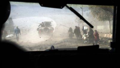Силы безопасности Ирака освободили два района на западе Мосула
