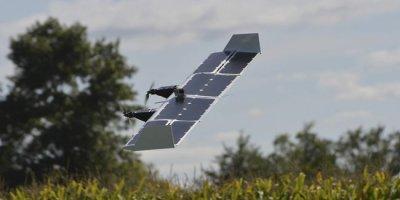 Американские разработчики создали беспилотное крыло-трансформер