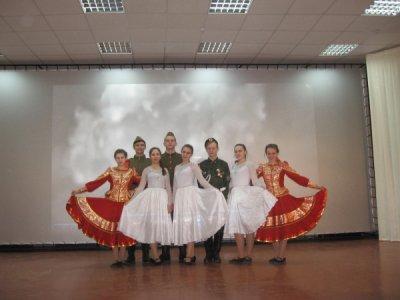 В День защитника Отечества в ДК поселка Коксового прошел праздничный концерт
