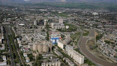 На востоке Таджикистана произошло землетрясения магнитудой 5,4
