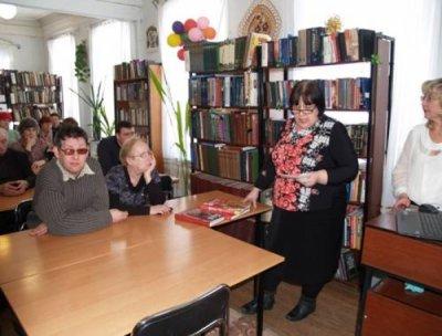 В белокалитвинской библиотеке имени Лермонтова прошло мероприятие «Земли моей лицо живое»