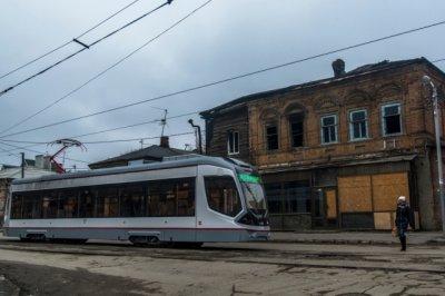 Реконструкция Станиславского начнется с разборки трамвайных рельсов
