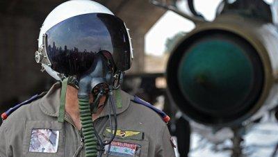 На юге Турции потерпел крушение самолет сирийской армии