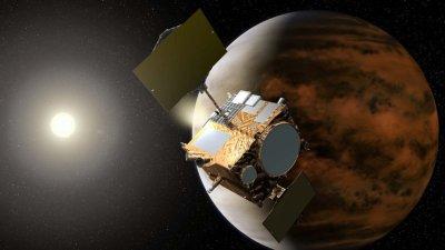 У японского венерианского орбитального зонда «Акацуки» серьезные проблемы
