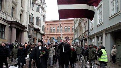 Рижская Дума не будет запрещать ни одно из мероприятий в День легионеров СС