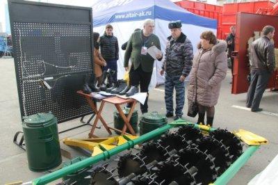 Продукцию ростовских заключенных показали на аграрной выставке