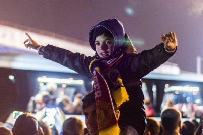 «Златан, я лучше тебя»: как встретили МЮ в Ростове