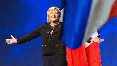 Ле Пен собрала нужное число подписей политиков для участия в выборах