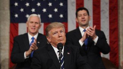Трамп заявил, что США не будут терпеть провокационные действия ВМС Ирана