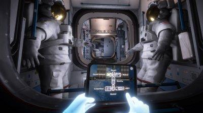 Виртуальная реальность позволит любому желающему побывать на станции МКС