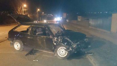 В результате ДТП, которое произошло в Белой Калитве, пассажирка автомобиля получила телесные повреждения