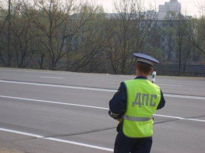 В Белокалитвинском районе ДПС проводит операцию