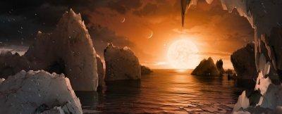 Система TRAPPIST-1 может быть мертвой во всех смыслах