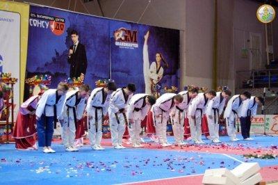 Тхэквондисты Ростовской области стали лучшими на всероссийском турнире