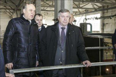 Каменск-Шахтинский водовод реконструируют за 600 млн рублей