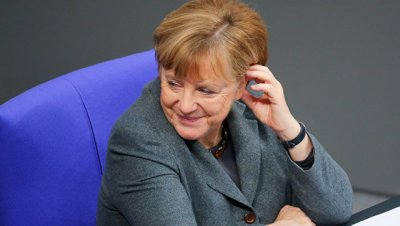 Меркель: реализация Минских соглашений позволит улучшить отношения с РФ