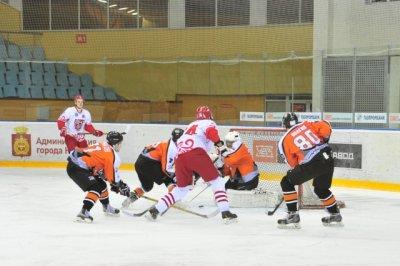 ХК «Ростов» победил «Спутник» в четвертой игре плей-офф