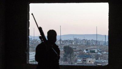 Сирийская армия взяла под контроль комплекс зданий в Джобаре