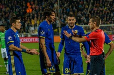 Игроки «Ростова» получили несколько выходных перед игрой с «Краснодаром»