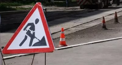 В Коксовском ведётся ремонт дороги