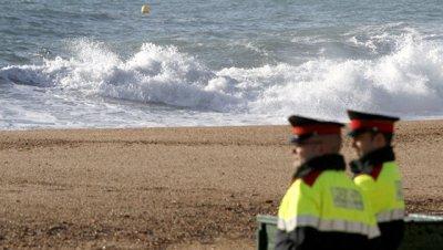 Около Барселоны идет спасательная операция после ЧП с российским танкером