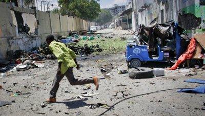 В Могадишо в результате взрыва погибли пять человек