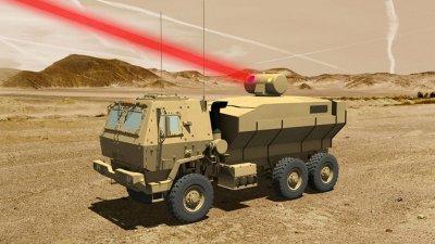 Компания Lockheed Martin начнет поставки лазерного оружия для Армии США