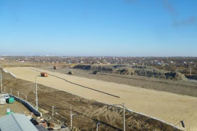 В Батайске после вмешательства прокуратуры избавились от незаконной свалки
