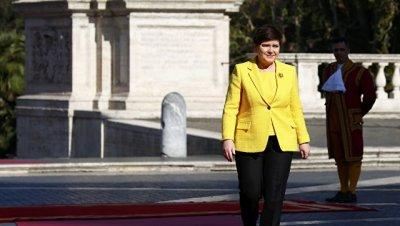 Премьер Польши: тема изменения трактатов Евросоюза остается открытой