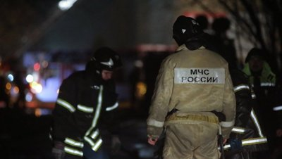 Пожар в торговом центре на востоке Москвы ликвидирован