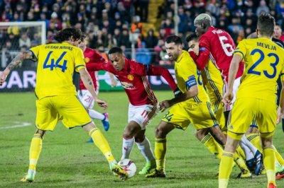 УЕФА оштрафовал ФК «Ростов» на 16 тысяч евро за блокировку лестниц в матче с «МЮ»