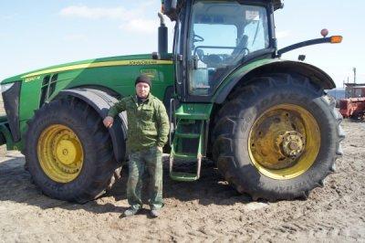 «Наша задача – посеять, вырастить, собрать хороший урожай» девиз Белокалитвинских фермеров