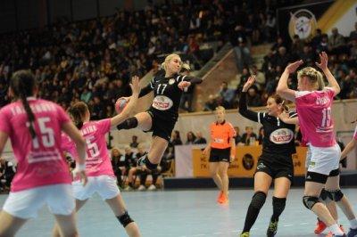 ГК «Ростов-Дон» одержал 20-ю подряд победу в Суперлиге