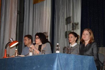 В Белой Калитве прошел семинар для родителей