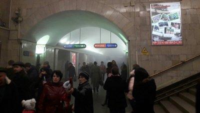 Глава МИД Британии шокирован взрывами в петербургском метро