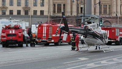 Британия выясняет, пострадали ли ее граждане при взрыве в метро Петербурга