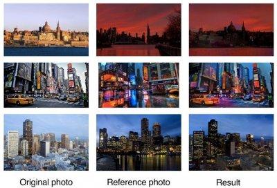 Нейронная сеть научилась переносить стиль одного фото на другое
