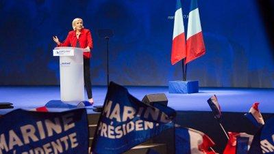 СМИ: прокуратура открыла расследование в отношении Ле Пен