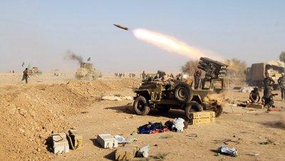 В подконтрольных боевикам ИГ* районах Мосула остаются до 300 тысяч человек