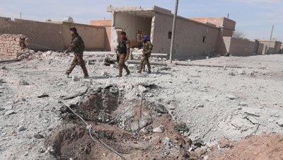 Ракка должна быть под контролем местных жителей, заявили в госдепе