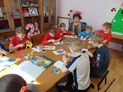 Более 250 ребят посетили занятия в Доме детского творчества во время каникул