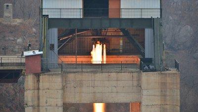 Испытанная КНДР ракета принадлежала к типу Scud, считают в США