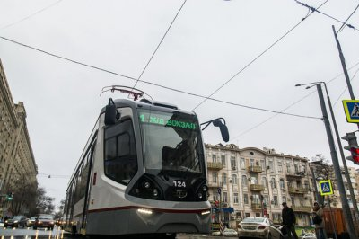 В Ростове решили капитально отремонтировать контактную сеть трамваев