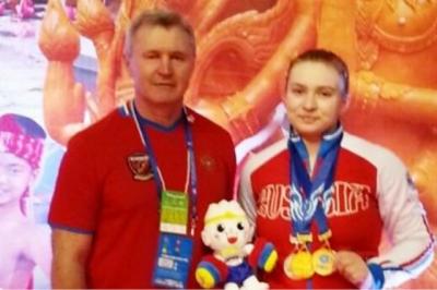 Донская спортсменка выиграла первенство мира по тяжелой атлетике